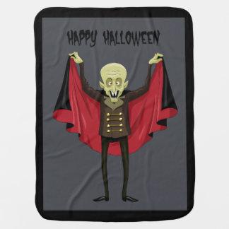 Manta Para Bebe Cobertura do carrinho de criança de Dracula o Dia