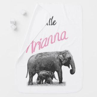 """Manta Para Bebe Cobertura personalizada do bebé """"pouco Arianna """""""