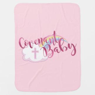 """Manta Para Bebe """"Concorde a cobertura cor-de-rosa do velo do bebê"""""""