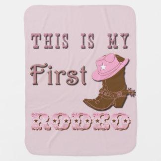 Manta Para Bebe Esta é minha primeira cobertura do bebê da menina