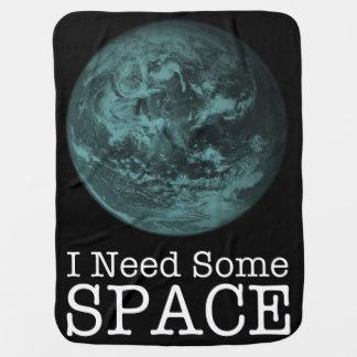 Manta Para Bebe Eu preciso alguma cobertura do bebê do espaço
