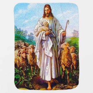 Manta Para Bebe Eu sou o bom 10:7 de John do pastor - 21