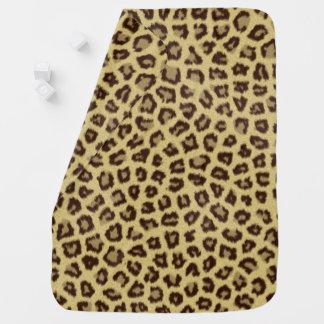 Manta Para Bebe Impressão do leopardo/chita