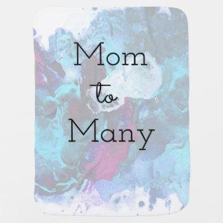 Manta Para Bebe Mamã a muitos