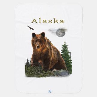 Manta Para Bebe Mercadoria de Alaska