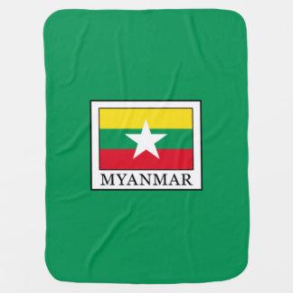 Manta Para Bebe Myanmar