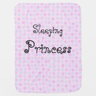 Manta Para Bebe Princesa de sono Bebê Cobertura