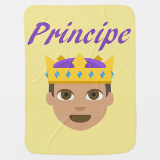 Manta Para Bebe Principe (príncipe)