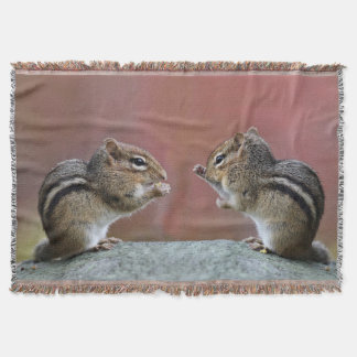 Manta Pares de Chipmunks