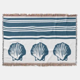 Manta Seashells e listras