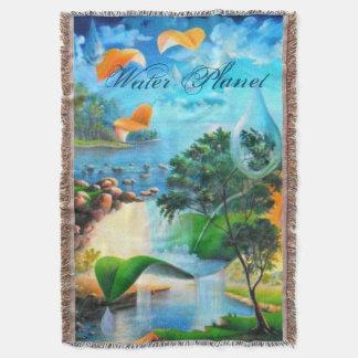 Manta Série do planeta da água por Leomariano