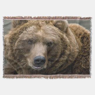 Manta Urso de Brown