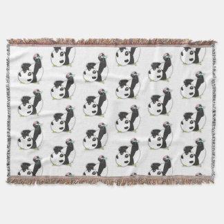 Manta Ursos de panda