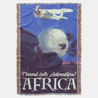 Manta Viaje na aventura! África