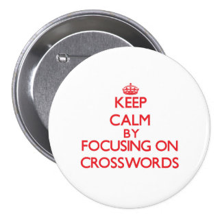 Mantenha a calma centrando-se sobre palavras