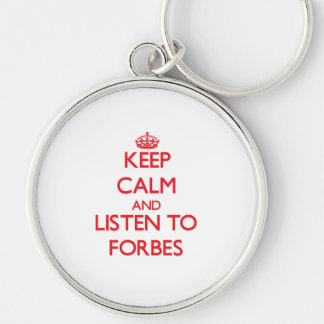 Mantenha a calma e escute Forbes
