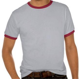Mantenha a calma e molde-me! t-shirt