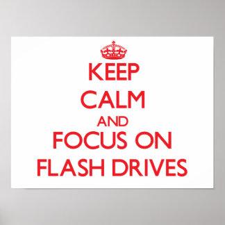 Mantenha a calma e o foco em movimentações instant