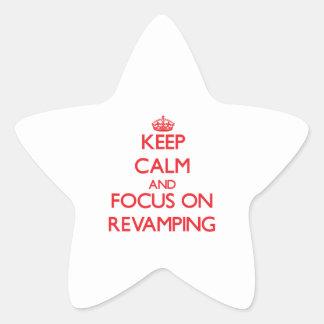 Mantenha a calma e o foco na melhora adesito estrela