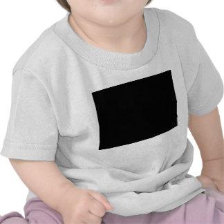 Mantenha a calma e o foco na tentação t-shirts