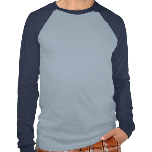 Mantenha a calma e o foco no EVANGELISMO Tshirts
