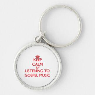 Mantenha a calma escutando a MÚSICA de EVANGELHO