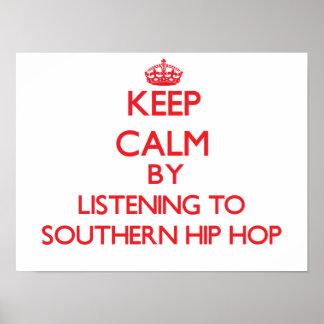 Mantenha a calma escutando HIP HOP DO SUL