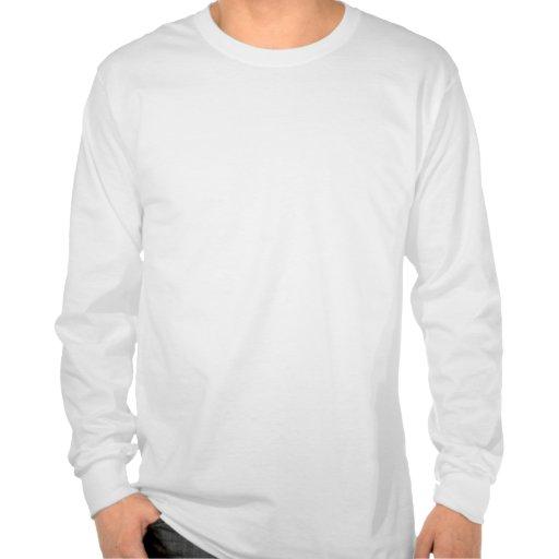 Mantenha a calma focalizando na academia tshirts
