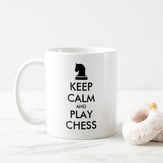 Mantenha a caneca de café engraçada das citações