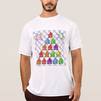 Mantenha a chama ir… t-shirts