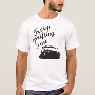 Mantenha derivar o divertimento BMW E39 Camiseta