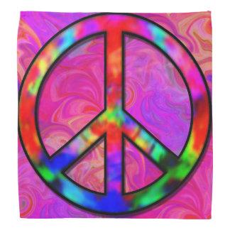Mantenha o Bandana da paz