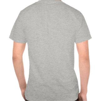 Mantenha-o @ rede fechado do evangelho de Devine Camisetas