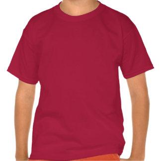 Mantenha o T calmo do dinossauro T-shirts
