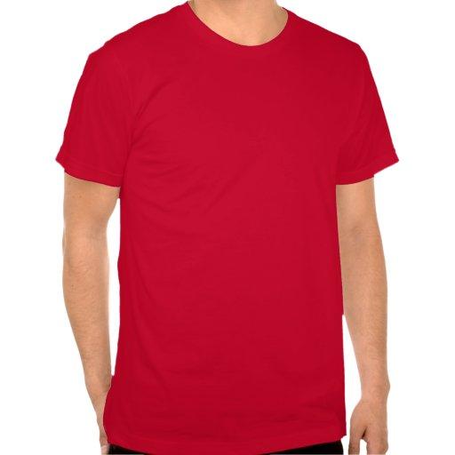 Mantenha o T calmo do geek T-shirts