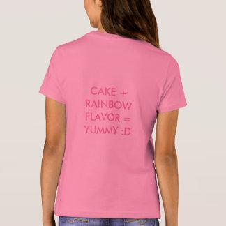 Mantenha o t-shirt calmo camiseta