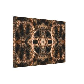 Mantra 11 da corda impressão de canvas esticadas