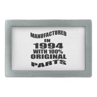 Manufacturado em 1994 com as peças do original de