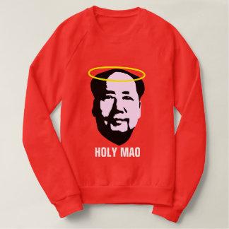 Mao santamente moletom