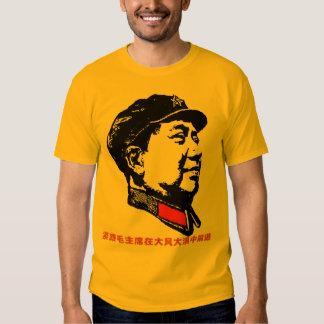 MAO ZEDONG MAO ZEDONG T-SHIRTS