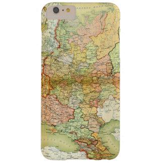 Mapa 1928 de União Soviética velha URSS Rússia Capas iPhone 6 Plus Barely There