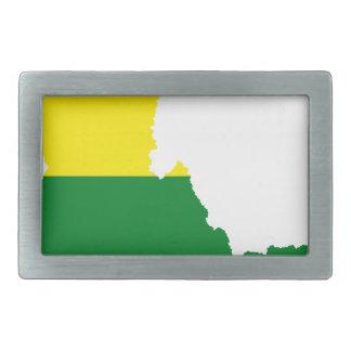 Mapa da bandeira de Idaho LGBT