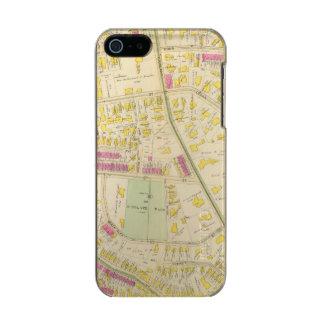 Mapa de Boston 7 Capa Incipio Feather® Shine Para iPhone 5