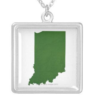 Mapa de Indiana 2 Pingentes