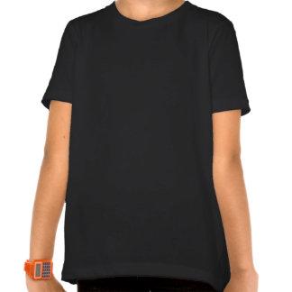 Mapa do t-shirt das meninas de Grâ Bretanha