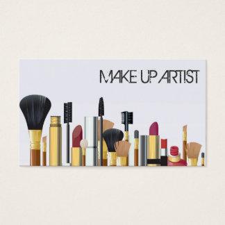 Maquilhador, cartão de visita da cosmetologia
