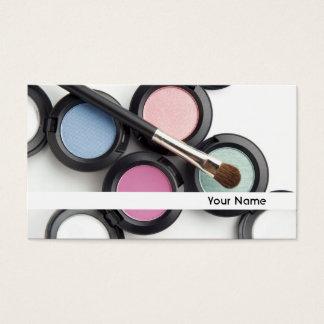 Maquilhador Cartão De Visitas