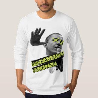 Máquina da propaganda camiseta