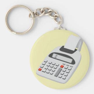 Máquina de adição - tecnologia do contador do vint chaveiros