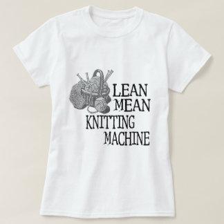 Máquina de confecção de malhas camiseta
